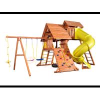 Игровая площадка Original Castle Turbo с двумя горками и пентхаусом