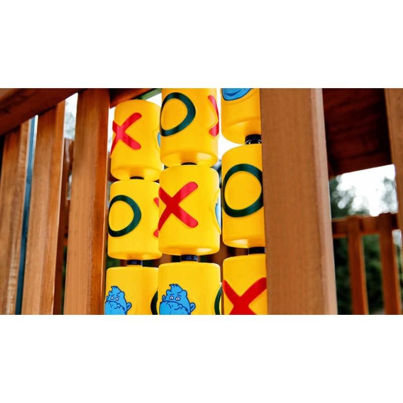 Игровая площадка Playnation Рассвет Ривьера с рукоходом
