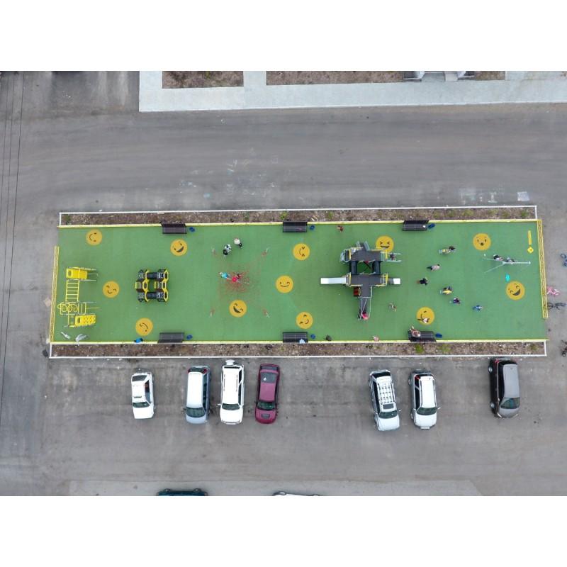 Игровой комплекс Romana Геометрия 101.28.02