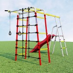 Детский спортивный комплекс для дачи ROMANA Богатырь