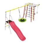 Детский спортивный комплекс для дачи ROMANA Богатырь Плюс - 2