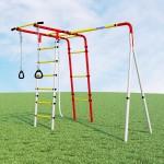 Детский спортивный комплекс для дачи ROMANA Лесная поляна - 3