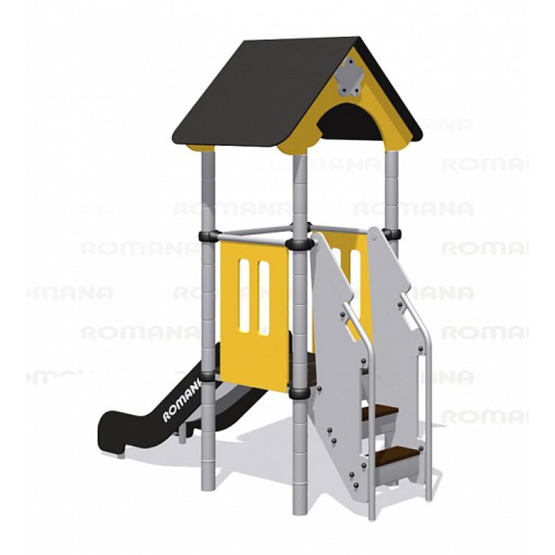 Купить детскую площадку Romana 104.03.00 для дворов