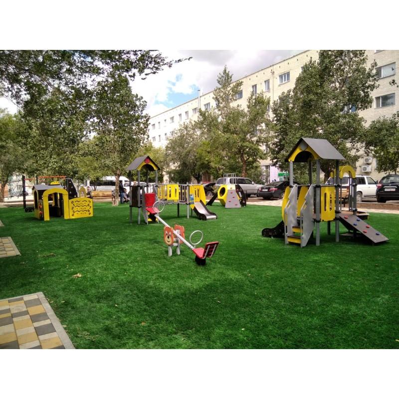 Купить детскую площадку Romana 104.05.00 для дворов