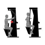 Тренажер «Разведение рук»