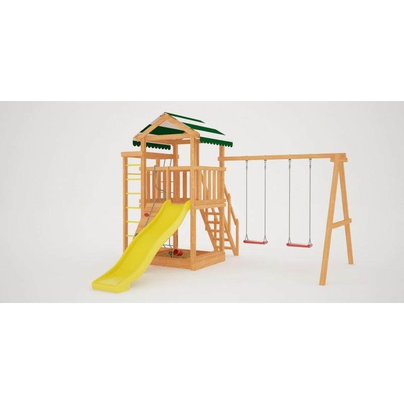 Детская площадка Савушка Мастер - 5