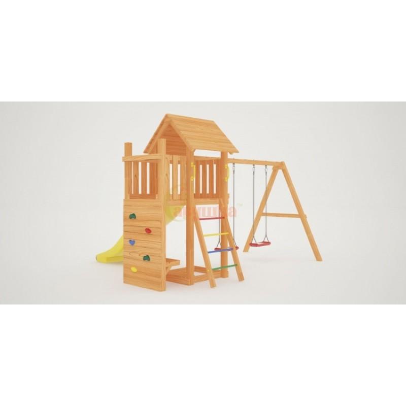 Детская площадка Савушка Мастер - 9