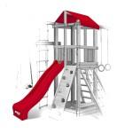 Детский городок SUNNY премиум Кедр slp systems