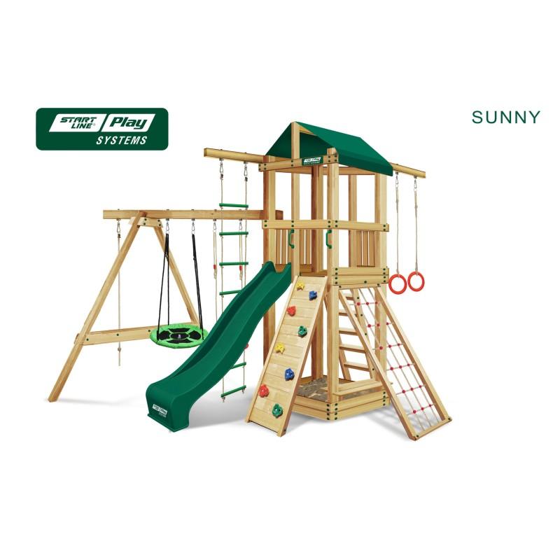 Детский городок SUNNY эконом slp systems