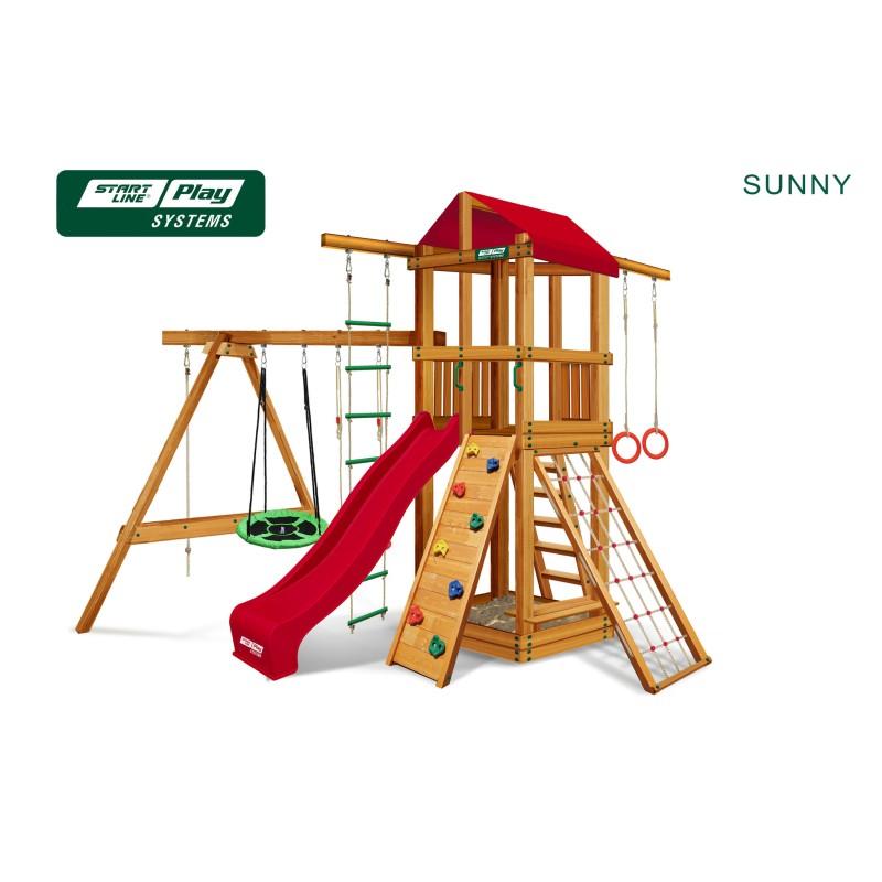 Детский городок SUNNY стандарт slp systems