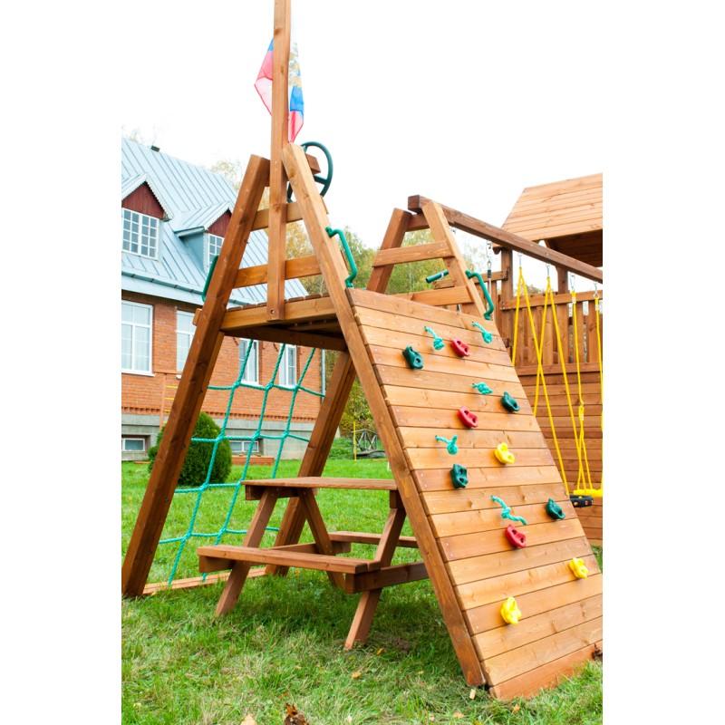 Детская площадка Выше Всех Крепость Викингов