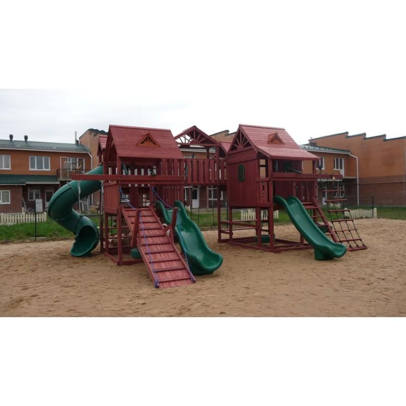 Игровая площадка Playnation Рыцарский замок