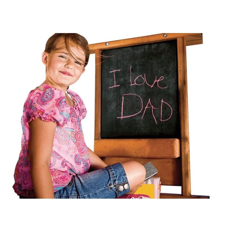 Доска для рисования мелом Rainbow (Chalkboard)