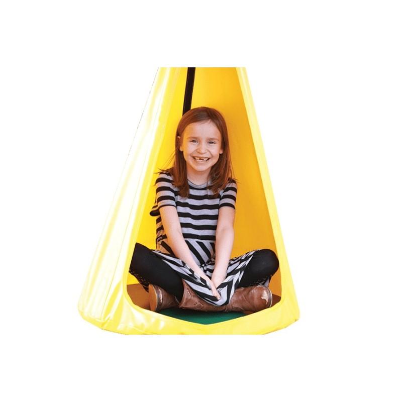 Качалка-тент Rainbow Swing tent