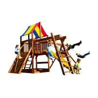 Игровой комплекс Rainbow Sunshine Clubhouse Pkg III RYB Light