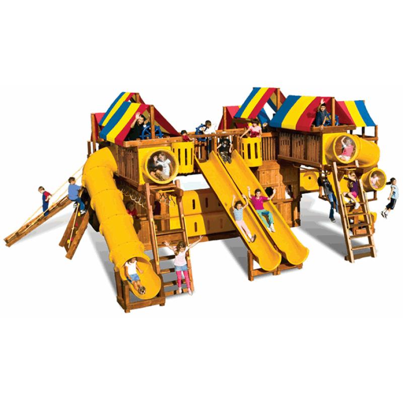 Игровой комплекс Rainbow Metropolis