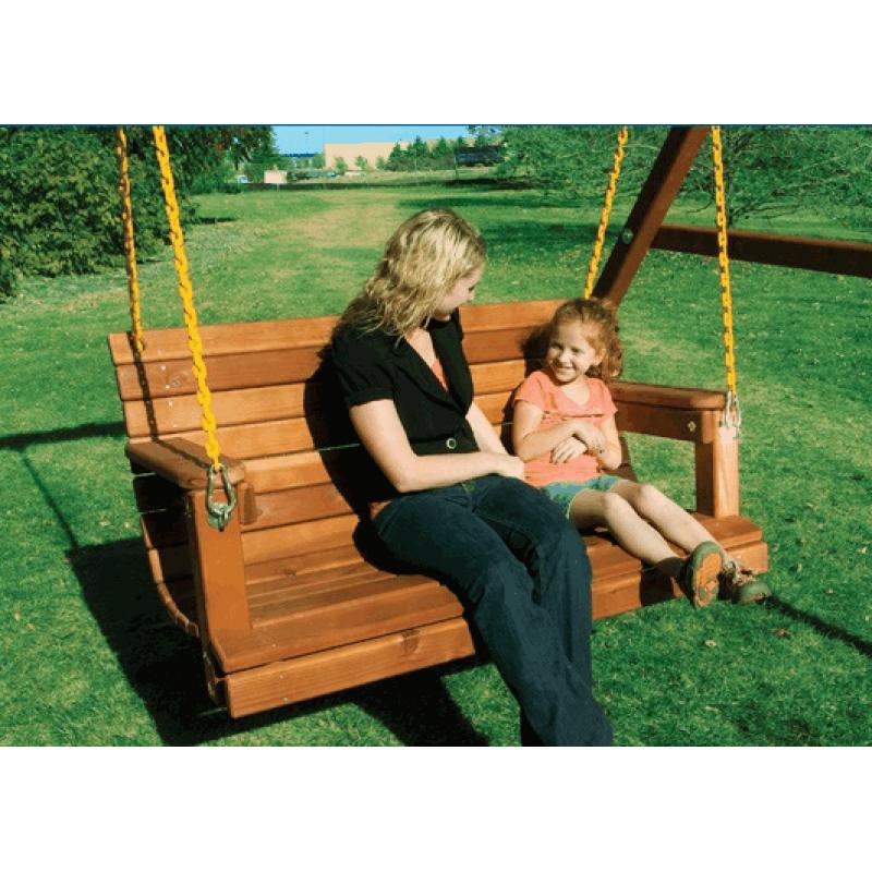 Взрослая садовая качель Rainbow (Adult Lawn Swing)
