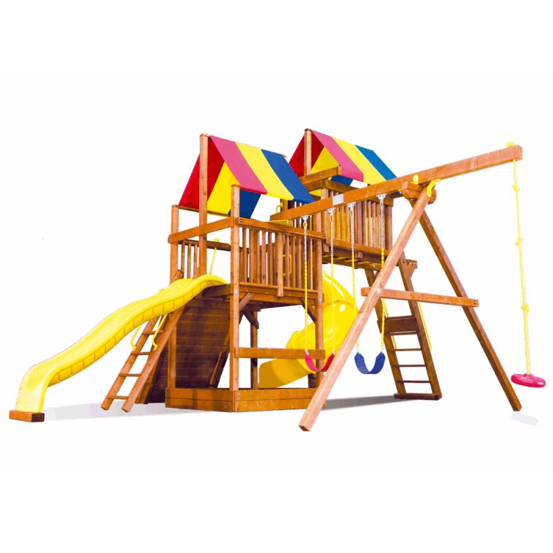 Игровой комплекс Rainbow Sunshine Clubhouse Pkg V RYB Light