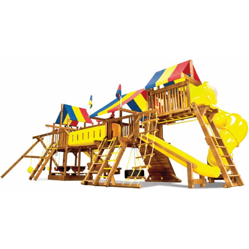 Игровой комплекс Rainbow Sunshine Double Wammy