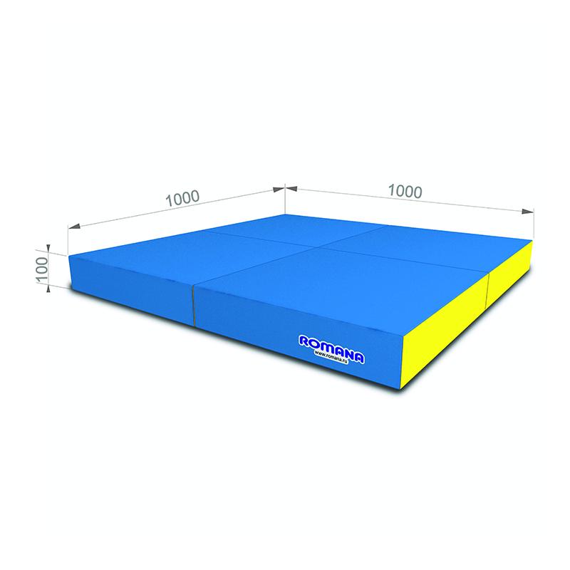 Мат Romana pro 1000*1000*100 - 4 сложения