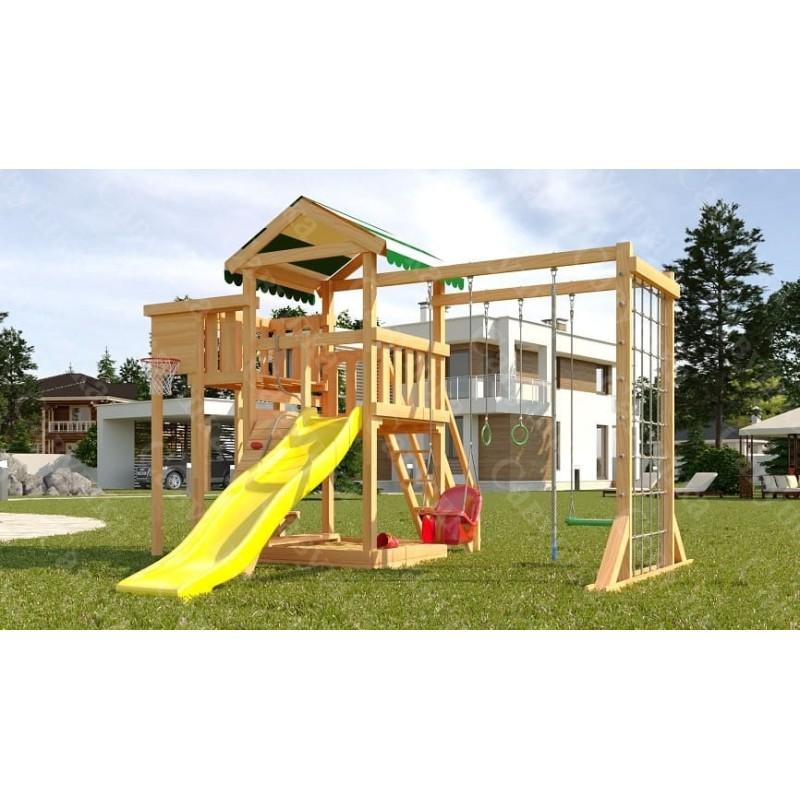 Детская площадка Савушка Мастер - 4