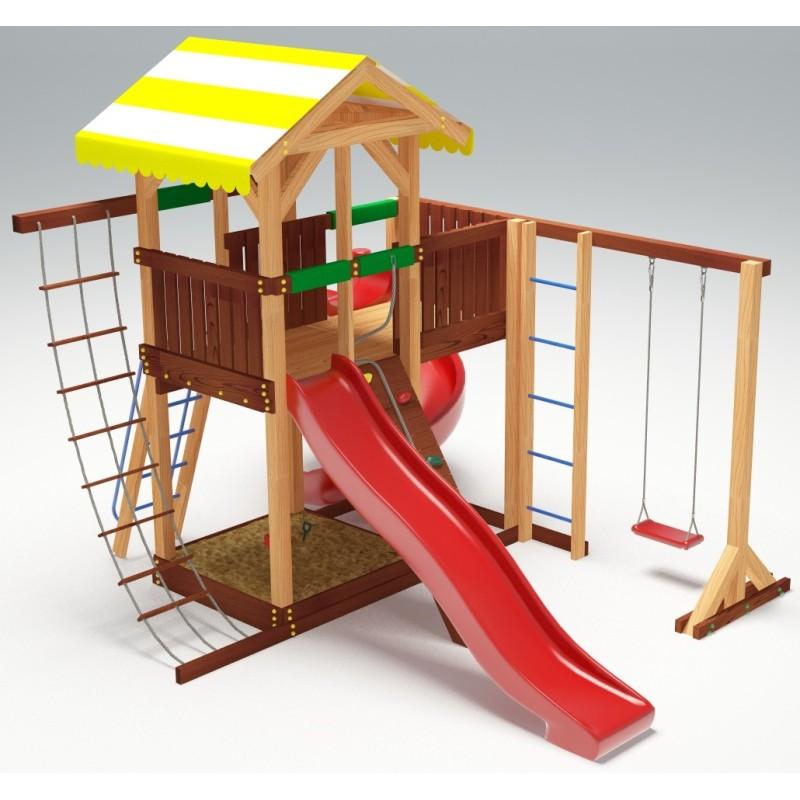 Детский комплекс Мир Детских Площадок Савушка 18