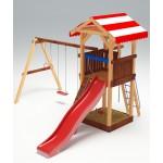 Детская площадка для дачи Савушка 5