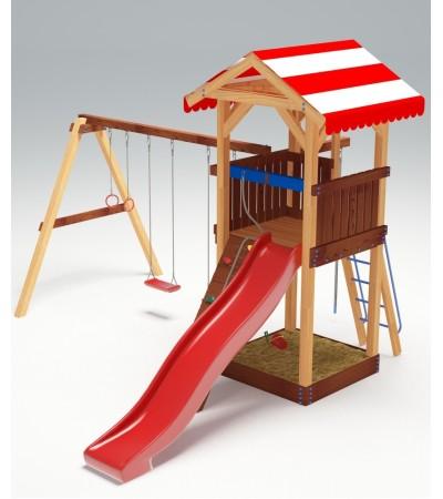 Детская игровая площадка Савушка 5