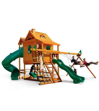 Детский игровой комплекс Playnation Горный дом Deluxe