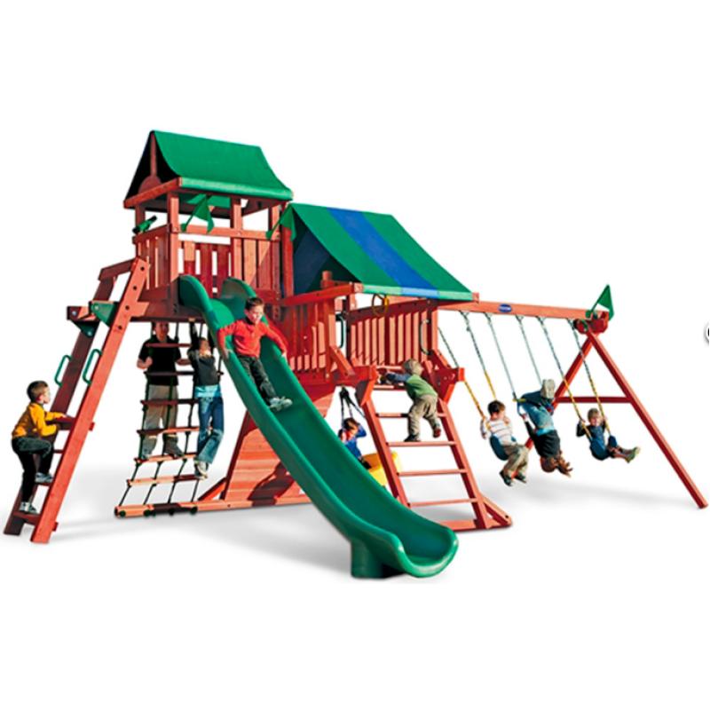 Игровая площадка Playnation Королевство Deluxe