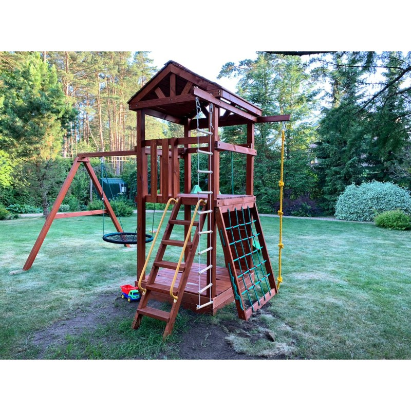 Детская площадка IgraGrad Панда Фани Nest