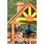 Детская площадка Выше Всех Победа Зарница